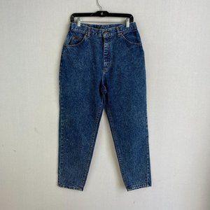 LEE 100% Cotton High Waisted Vintage Denim Jean